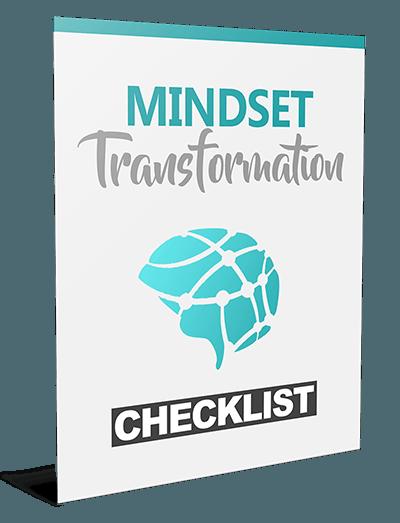 Mindset Transformation Checklist