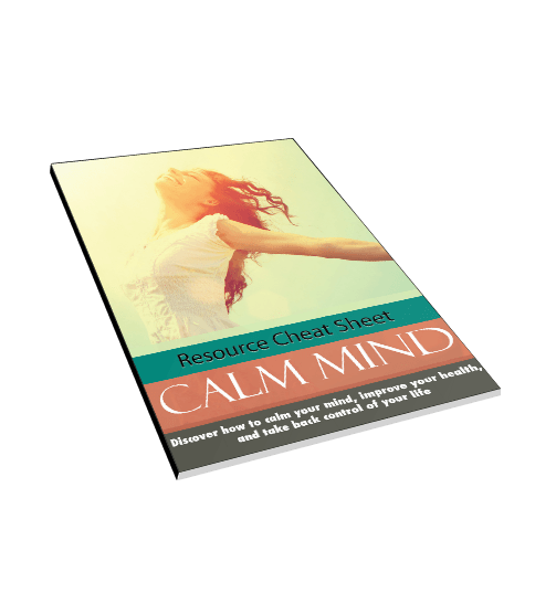 Calm Mind Healthy Body Resource Guide